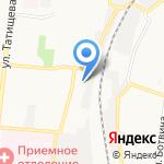 Аванта на карте Астрахани