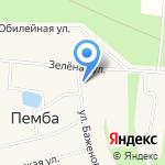 Магазин товаров для дома и сада на карте Йошкар-Олы