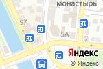 Схема проезда до компании Kasper в Астрахани