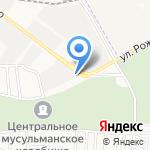 АстМонолит на карте Астрахани