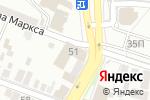 Схема проезда до компании Мир одежды и обуви в Астрахани