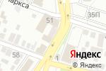 Схема проезда до компании СолнцеТур в Астрахани