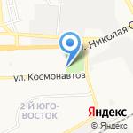 ПарОм на карте Астрахани