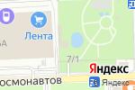 Схема проезда до компании Клёвое Место в Астрахани