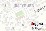 Схема проезда до компании Водолей в Астрахани