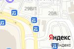 Схема проезда до компании Элит Букет в Астрахани