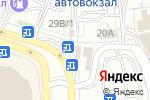 Схема проезда до компании РосДеньги в Астрахани