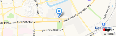 Центр офисных технологий на карте Астрахани