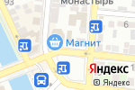 Схема проезда до компании Ломбард Ирина в Астрахани