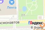 Схема проезда до компании Светла Горница в Астрахани