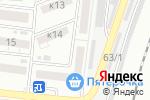 Схема проезда до компании Тюльпан в Астрахани