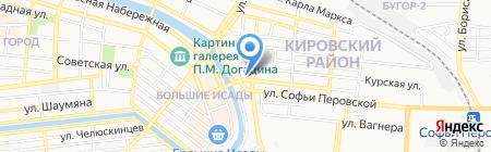 Бриллиант на карте Астрахани