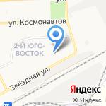 Помидор на карте Астрахани