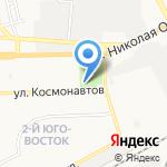Светла Горница на карте Астрахани