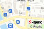 Схема проезда до компании I-Master в Астрахани