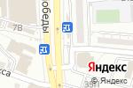 Схема проезда до компании Ас бистро в Астрахани