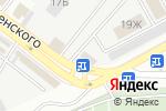 Схема проезда до компании Шериф в Астрахани