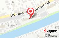 Схема проезда до компании Престиж-строй в Астрахани