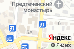 Схема проезда до компании Азбар в Астрахани