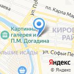 ТРУБОПЛАСТ на карте Астрахани