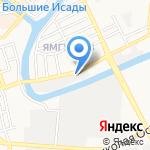 Судовое Снабжение и Сервис на карте Астрахани