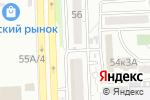 Схема проезда до компании На Победе в Астрахани