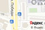 Схема проезда до компании ВКАБАНК в Астрахани
