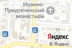 Схема проезда до компании Мастерская по изготовлению ключей и заточке инструмента в Астрахани