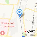 Астраханское подразделение Приволжского учебного центра профессиональных квалификаций на карте Астрахани