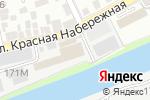 Схема проезда до компании ВЕЗА-Астрахань в Астрахани