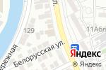 Схема проезда до компании ЗаЖим в Астрахани