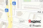 Схема проезда до компании Мастерская в Астрахани
