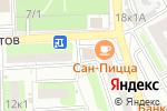 Схема проезда до компании BAD ЖэК в Астрахани