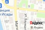 Схема проезда до компании Школьный мир в Астрахани