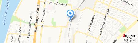 Mobi-Land на карте Астрахани
