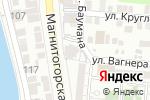 Схема проезда до компании Подберу.ру в Астрахани