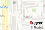 Схема проезда до компании Феникс в Астрахани