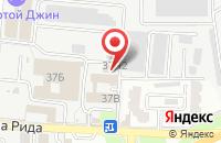 Схема проезда до компании РСОТ в Астрахани
