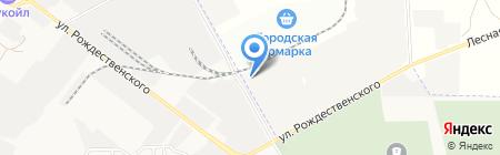 Столярный цех на карте Астрахани