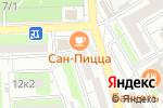 Схема проезда до компании Магистр в Астрахани