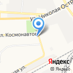 BAD ЖэК на карте Астрахани