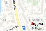 Схема проезда до компании Арт-студия в Астрахани