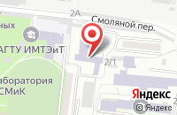 Схема проезда до компании Астраханский колледж арт-фэшн индустрии в Астрахани