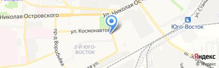 ВЛАДЛЕНА на карте Астрахани