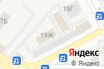 Схема проезда до компании Филиппов Д.А. в Астрахани