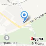 Лидер-Юг на карте Астрахани