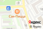 Схема проезда до компании МебелеОн в Астрахани