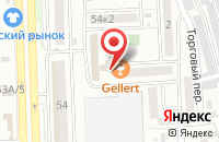 Схема проезда до компании ПАРТНЕР-ЭКСПЕРТ в Астрахани