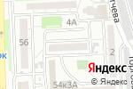 Схема проезда до компании Астраханская государственная консерватория в Астрахани