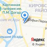 Niloufar на карте Астрахани